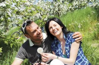 Frühlingsurlaub in Schenna bei Meran