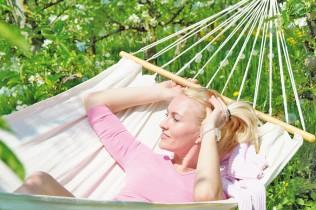 Ein entspannter Urlaub in Schenna im Frühling