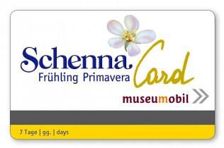 Die Schenna Frühling Card für einen Urlaub mit vielen Vorteilen